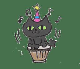 Chocolee of the kitten sticker #424691