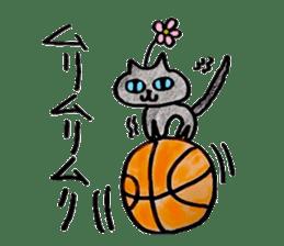 Chocolee of the kitten sticker #424696