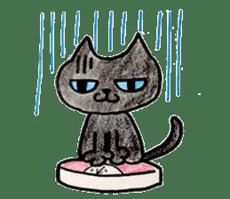 Chocolee of the kitten sticker #424705