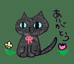 Chocolee of the kitten sticker #424723