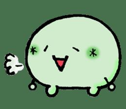 Kaomojimochi sticker #424775
