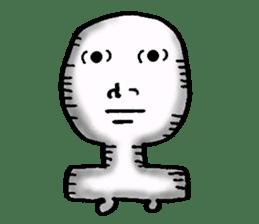Kaomojimochi sticker #424776
