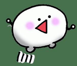 Kaomojimochi sticker #424788