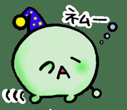 Kaomojimochi sticker #424805