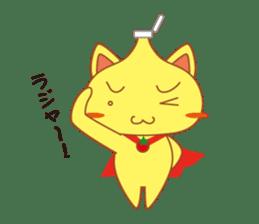 omelet cat sticker #424958