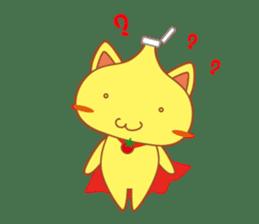 omelet cat sticker #424960