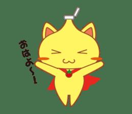 omelet cat sticker #424961