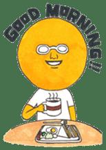 orangeman sticker #426009