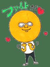 orangeman sticker #426019