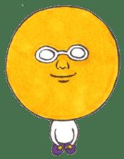 orangeman sticker #426025