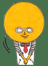 orangeman sticker #426043