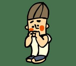 macchon sticker #426142