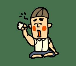 macchon sticker #426146
