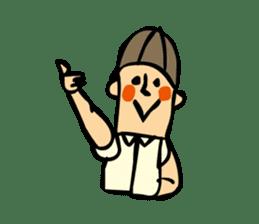 macchon sticker #426155