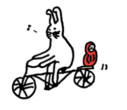 ordinarydaily life stamp sticker #426948