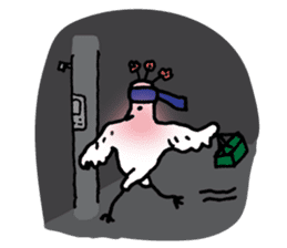 ordinarydaily life stamp sticker #426952