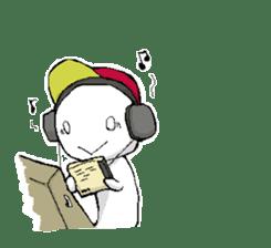 relax!music! sticker #427242