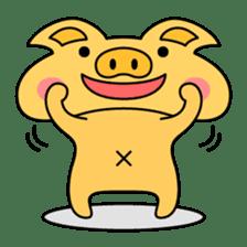 BUPON sticker #428250