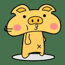 BUPON sticker #428257