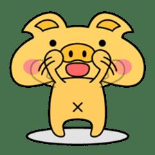 BUPON sticker #428269
