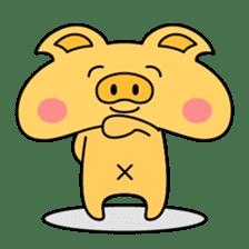 BUPON sticker #428275