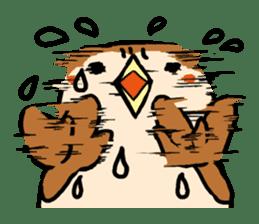 Cute sparrow, Chunta sticker #429426