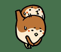 Cute sparrow, Chunta sticker #429429