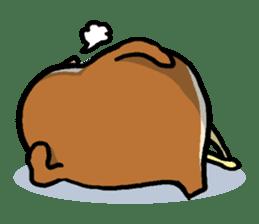 Cute sparrow, Chunta sticker #429432
