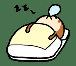 Cute sparrow, Chunta sticker #429439