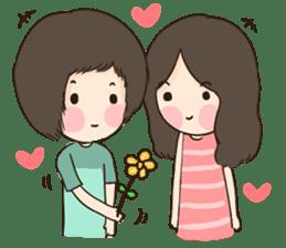 Huatoh & Gabelle sticker #429671