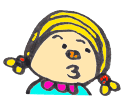 Molly sticker #430611