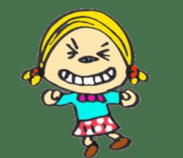 Molly sticker #430622