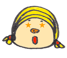 Molly sticker #430634