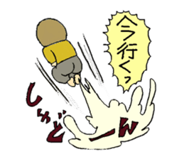 NAPOSAN sticker #430892