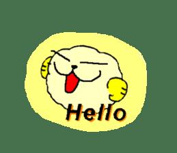 SheepBall sticker #431171