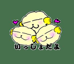 SheepBall sticker #431184