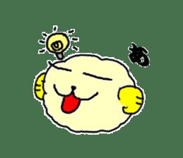 SheepBall sticker #431200