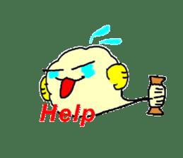 SheepBall sticker #431201