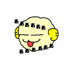 SheepBall sticker #431202