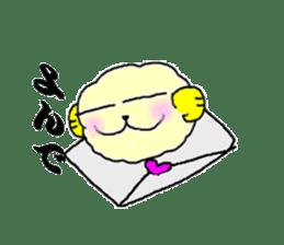 SheepBall sticker #431204