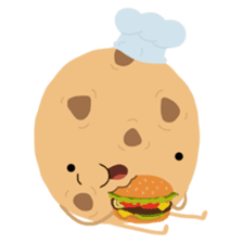 Cute Cookies sticker #431738