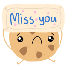 Cute Cookies sticker #431755