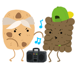 Cute Cookies sticker #431766