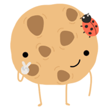 Cute Cookies sticker #431768