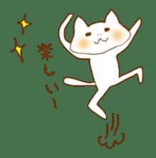 "A Nodding Cat ""NYANCHI"" sticker #432268"