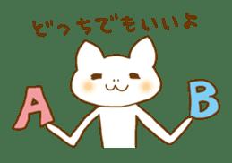"A Nodding Cat ""NYANCHI"" sticker #432274"