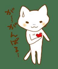 "A Nodding Cat ""NYANCHI"" sticker #432284"