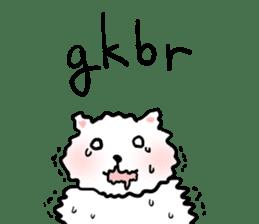 cute cat net slang sticker #432318