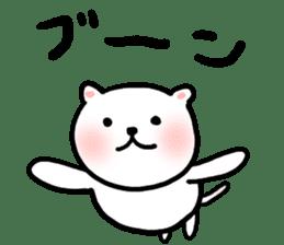cute cat net slang sticker #432323