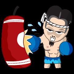 Mr. Muay Thai